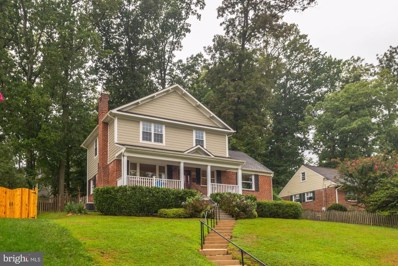 7301 Woodley Place, Falls Church, VA 22046 - #: VAFX1085642