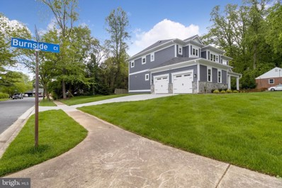 7601 Foster Road, Falls Church, VA 22043 - MLS#: VAFX1087140