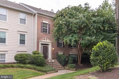 12103 Green Ledge Court UNIT 101, Fairfax, VA 22033 - #: VAFX1087910