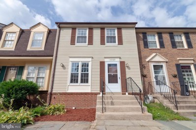 14363 Watery Mountain Court, Centreville, VA 20120 - #: VAFX1089188