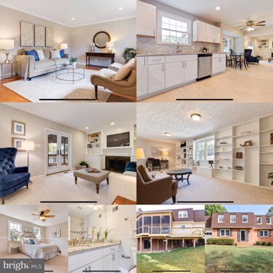 5304 Kaywood Court, Fairfax, VA 22032 - #: VAFX1090070