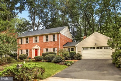 12000 Trotter Lane, Reston, VA 20191 - MLS#: VAFX1090138
