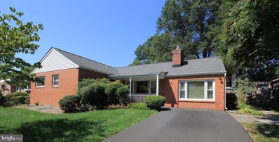 2910 Cleave Drive, Falls Church, VA 22042 - #: VAFX1090826