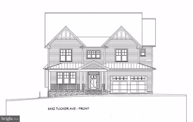 6442 Tucker Avenue, Mclean, VA 22101 - MLS#: VAFX1091628
