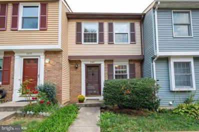 8461 Sugar Creek Lane, Springfield, VA 22153 - #: VAFX1092180
