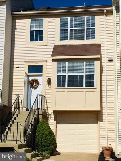 3320 Buckeye Lane, Fairfax, VA 22033 - #: VAFX1092652