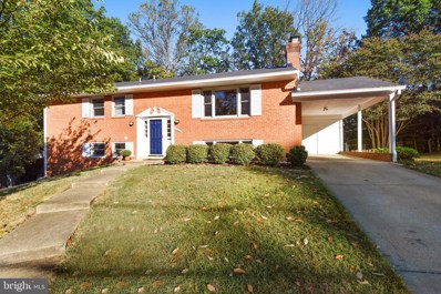 7510 Allan Avenue, Falls Church, VA 22046 - #: VAFX1093418