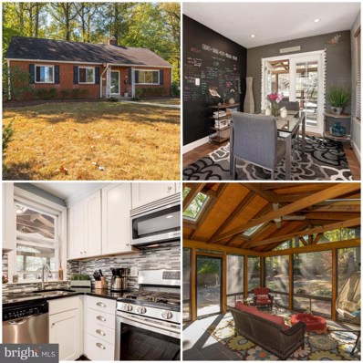 7217 Tod Street, Falls Church, VA 22046 - #: VAFX1093590