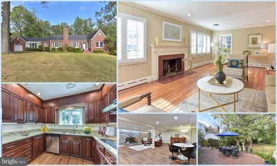 6436 Sleepy Ridge Road, Falls Church, VA 22042 - #: VAFX1094522