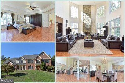 10712 Ox Croft Court, Fairfax Station, VA 22039 - #: VAFX1095354