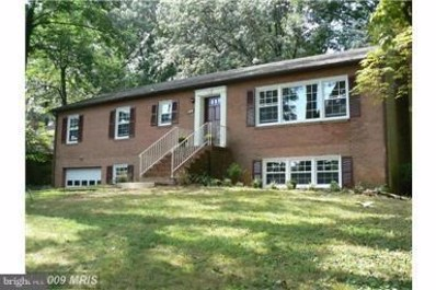 2414 Chestnut Street, Falls Church, VA 22043 - #: VAFX1095378