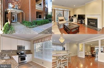 4310-A  Cannon Ridge Court UNIT 74, Fairfax, VA 22033 - #: VAFX1095840