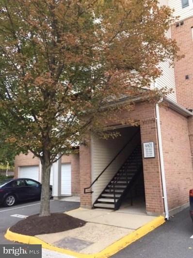 4401 Weatherington Lane UNIT 201, Fairfax, VA 22030 - MLS#: VAFX1096004