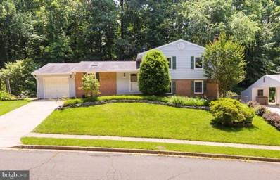 6607 Holford Lane, Springfield, VA 22152 - #: VAFX1096088