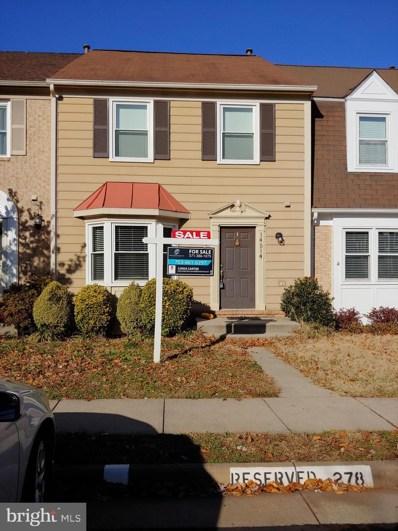 14514 Creek Branch Court, Centreville, VA 20120 - #: VAFX1097072