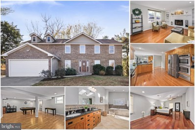 9627 Locust Hill Drive, Great Falls, VA 22066 - #: VAFX1097624