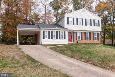 6013 Carrindale Court, Burke, VA 22015 - #: VAFX1097982