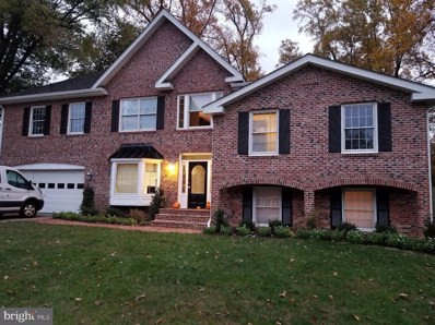 7815 Freehollow Drive, Falls Church, VA 22042 - #: VAFX1098324