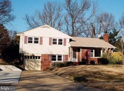 6612 New Hope Drive, Springfield, VA 22151 - #: VAFX1100092