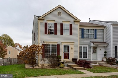 6566 Old Carriage Lane, Alexandria, VA 22315 - #: VAFX1100306
