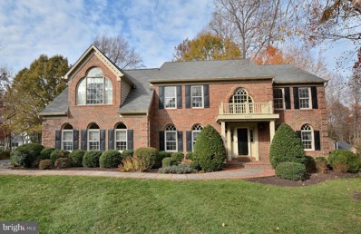 5922 Fairview Woods Drive, Fairfax Station, VA 22039 - #: VAFX1100352