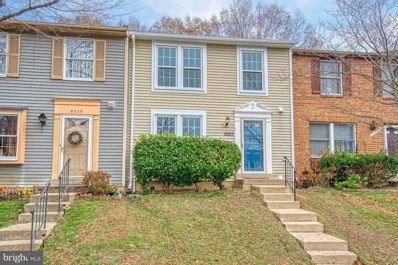 5527 Inverness Woods Court, Fairfax, VA 22032 - #: VAFX1101690