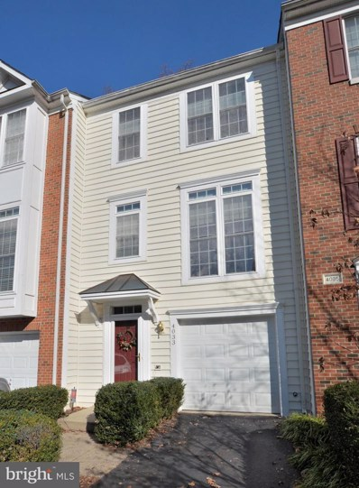 4033 Fairfax Center Hunt Trail, Fairfax, VA 22030 - #: VAFX1102478