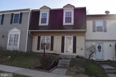 6281 Astrid Cove, Centreville, VA 20120 - #: VAFX1103964