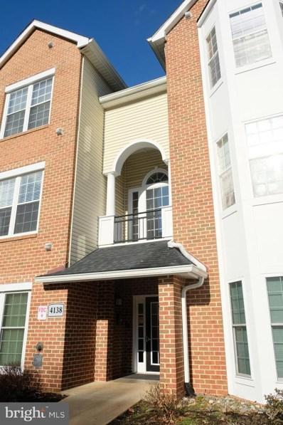 4138 Fountainside Lane UNIT A302, Fairfax, VA 22030 - #: VAFX1105356