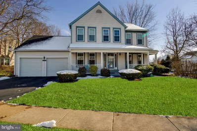 13703 Southernwood Court, Chantilly, VA 20151 - #: VAFX1105624