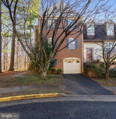 6182 Forest Creek Court, Springfield, VA 22152 - #: VAFX1105726