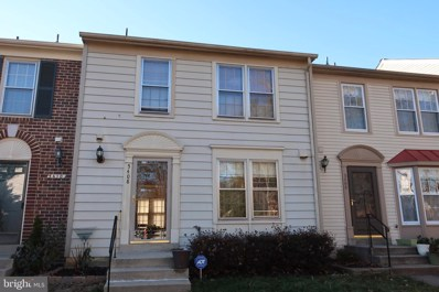 5408 New London Park Drive, Fairfax, VA 22032 - #: VAFX1105794