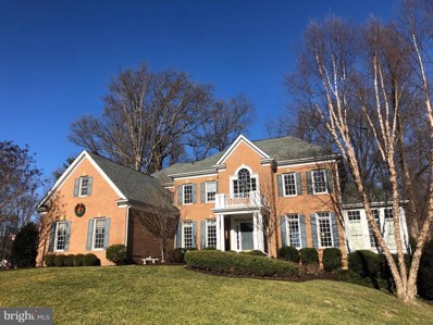 8608 Morningside Woods Place, Fairfax, VA 22031 - #: VAFX1106922