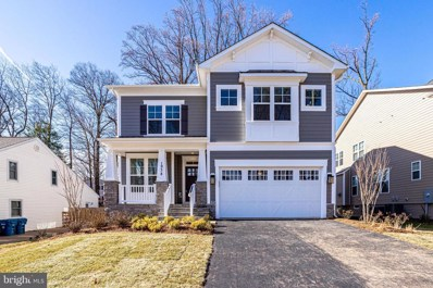 1938 Hillside Drive, Falls Church, VA 22043 - #: VAFX1108530