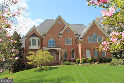 2625 Sledding Hill Road, Oakton, VA 22124 - #: VAFX1110004