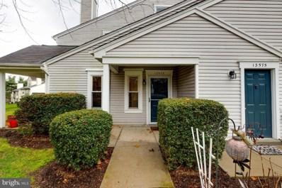 13573 Orchard Drive UNIT 3573, Clifton, VA 20124 - #: VAFX1110926