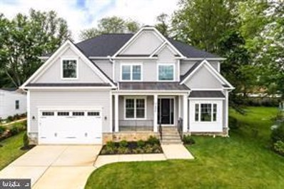 7606 Leonard Dr, Falls Church, VA 22043 - #: VAFX1113934