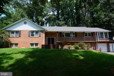 10212 Hunter Valley Road, Vienna, VA 22181 - MLS#: VAFX1114296