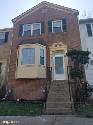 6722 Scott Terrace, Centreville, VA 20121 - #: VAFX1116466