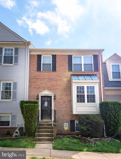 6163 Forest Creek Lane, Springfield, VA 22152 - #: VAFX1118272