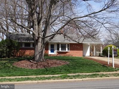 8138 Drayton Lane, Springfield, VA 22151 - #: VAFX1119184