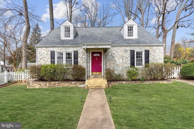 7312 Poplar Court, Falls Church, VA 22042 - #: VAFX1119356
