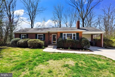 6313 Villa Lane, Falls Church, VA 22044 - #: VAFX1119880