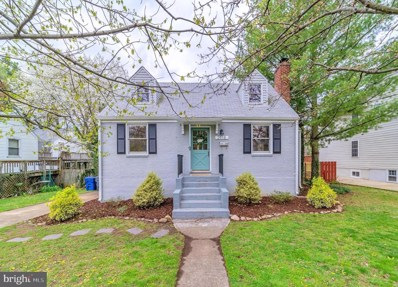 2918 Adams Place, Falls Church, VA 22042 - #: VAFX1121266