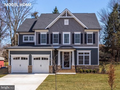 1906 Hillside Drive, Falls Church, VA 22043 - #: VAFX1124684
