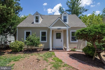 2817 Winchester Way, Falls Church, VA 22042 - #: VAFX1124772