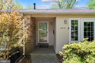 4215 Holborn Avenue, Annandale, VA 22003 - #: VAFX1125458