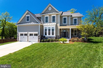 2050 Arch Drive, Falls Church, VA 22043 - #: VAFX1126212