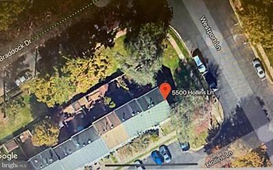5500 Hollins Lane, Burke, VA 22015 - #: VAFX1129652