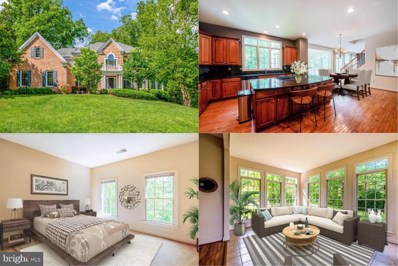 8608 Morningside Woods Place, Fairfax, VA 22031 - #: VAFX1129962